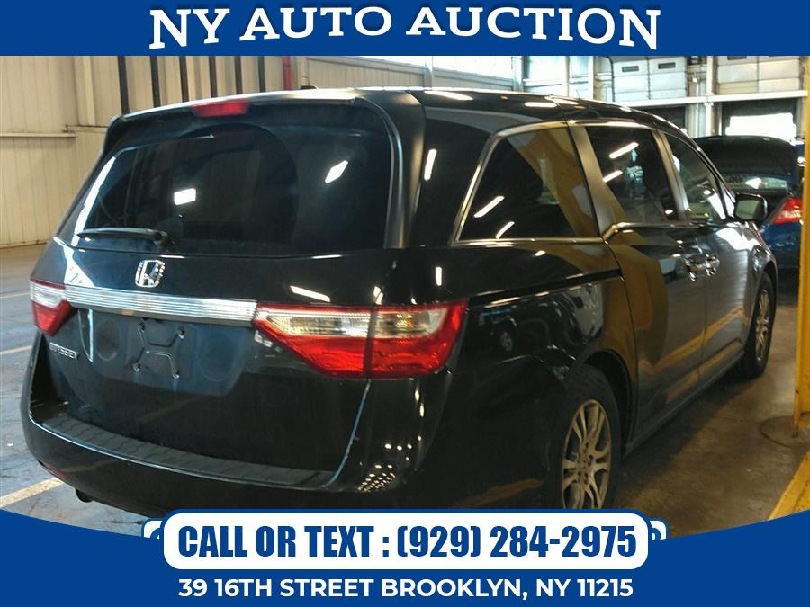 Used Honda Odyssey 5dr EX-L 2011   NY Auto Auction. Brooklyn, New York