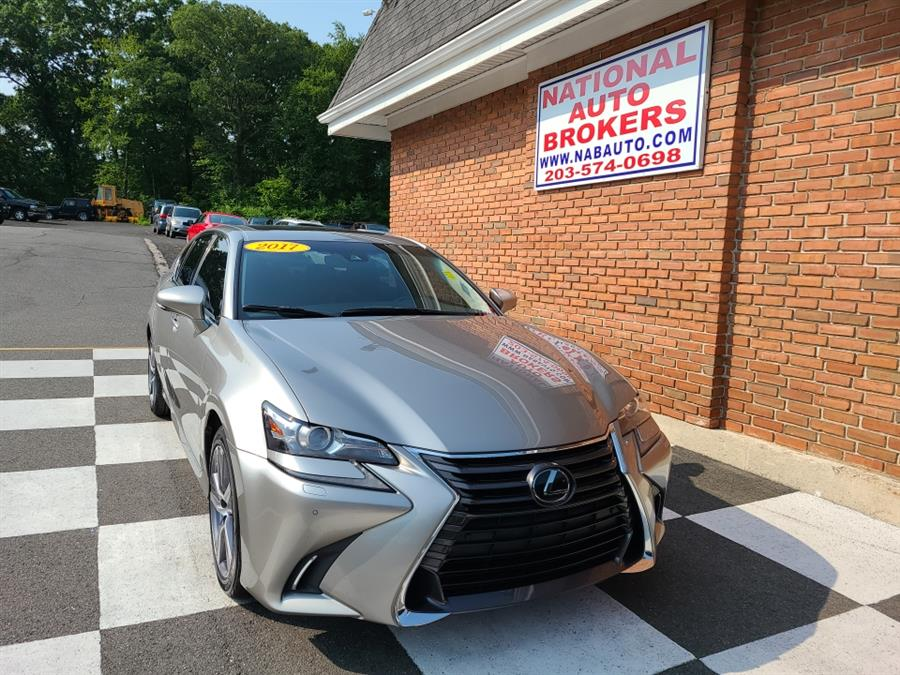 2017 Lexus GS GS 350 AWD, available for sale in Waterbury, CT