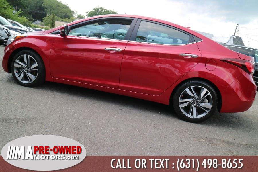 Used Hyundai Elantra 4dr Sdn Auto Limited (Ulsan Plant) 2015 | M & A Motors. Huntington, New York
