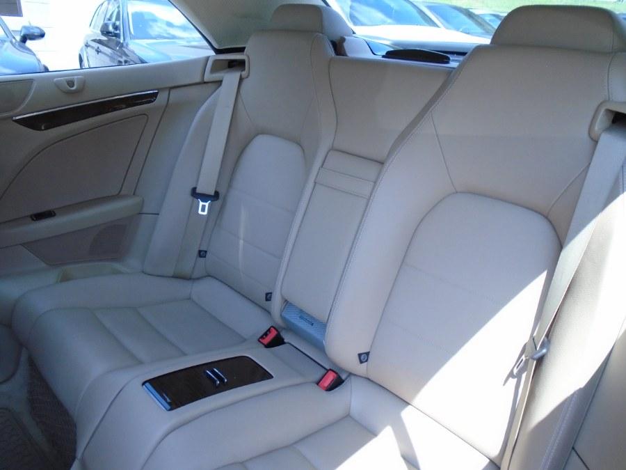 Used Mercedes-Benz E-Class 2dr Cabriolet E 350 RWD 2013   Jim Juliani Motors. Waterbury, Connecticut