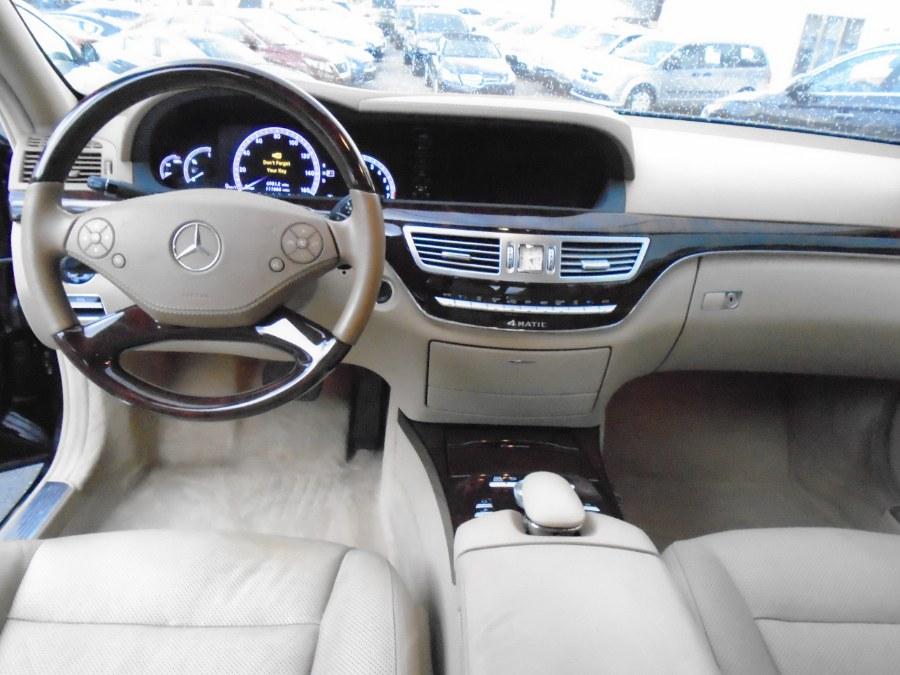Used Mercedes-Benz S-Class 4dr Sdn S550 4MATIC 2013   Jim Juliani Motors. Waterbury, Connecticut