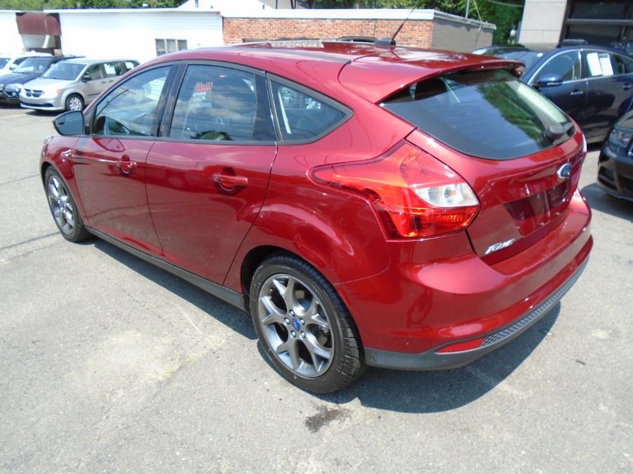 Used Ford Focus 5dr HB SE 2014   Jim Juliani Motors. Waterbury, Connecticut