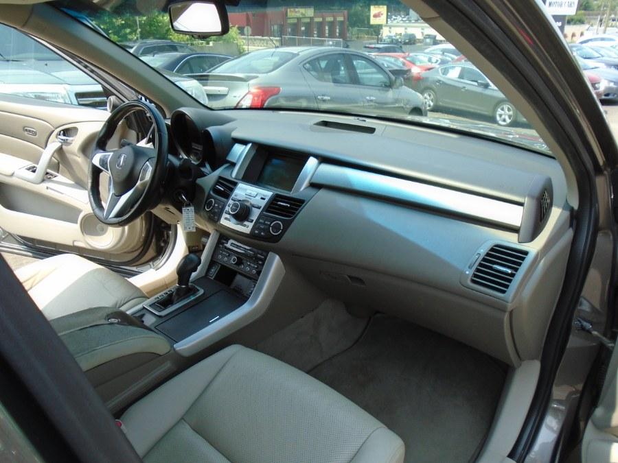 Used Acura RDX 4WD 4dr Tech Pkg 2008   Jim Juliani Motors. Waterbury, Connecticut
