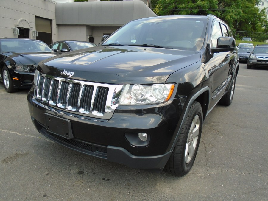 Used Jeep Grand Cherokee 4WD 4dr Laredo 2012 | Jim Juliani Motors. Waterbury, Connecticut