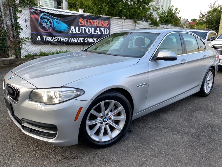 Used 2014 BMW 5 Series in Jamaica, New York | Sunrise Autoland. Jamaica, New York