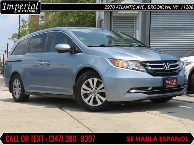 Used Honda Odyssey EXL-DVD 2014 | Imperial Auto Mall. Brooklyn, New York