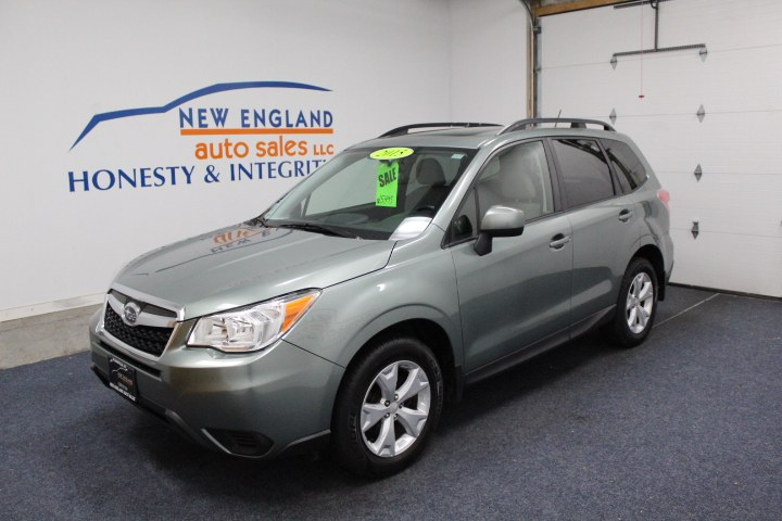 Used Subaru Forester 4dr Auto 2.5i Premium PZEV 2015 | New England Auto Sales LLC. Plainville, Connecticut