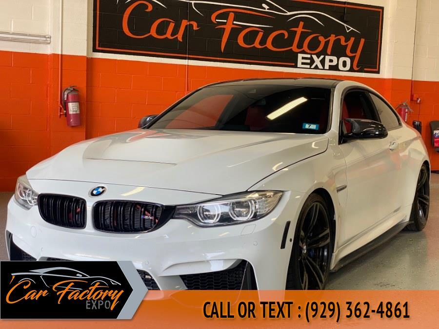 Used BMW M4 2dr Cpe 2016 | Car Factory Inc.. Bronx, New York