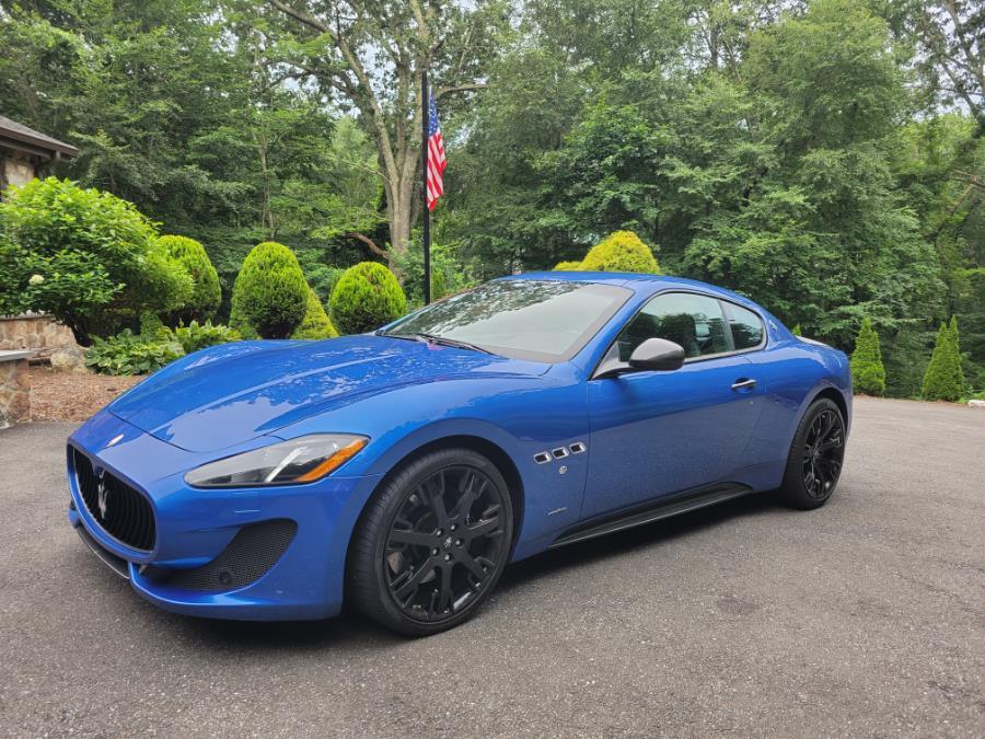 Used 2013 Maserati GranTurismo in Shelton, Connecticut | Center Motorsports LLC. Shelton, Connecticut