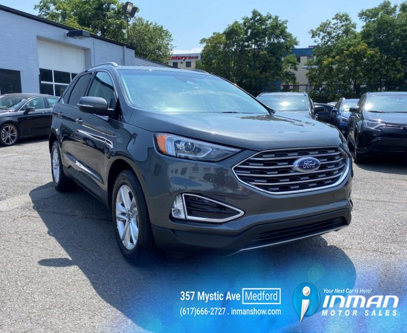 Used Ford Edge SEL FWD 2020   Inman Motors Sales. Medford, Massachusetts
