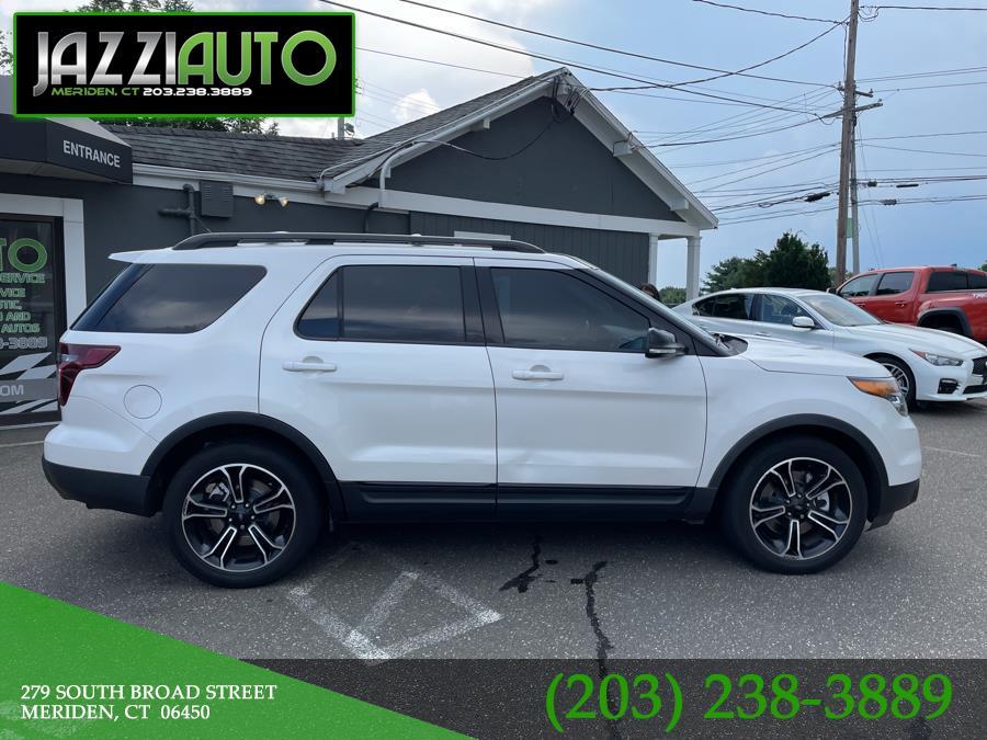 Used 2015 Ford Explorer in Meriden, Connecticut   Jazzi Auto Sales LLC. Meriden, Connecticut