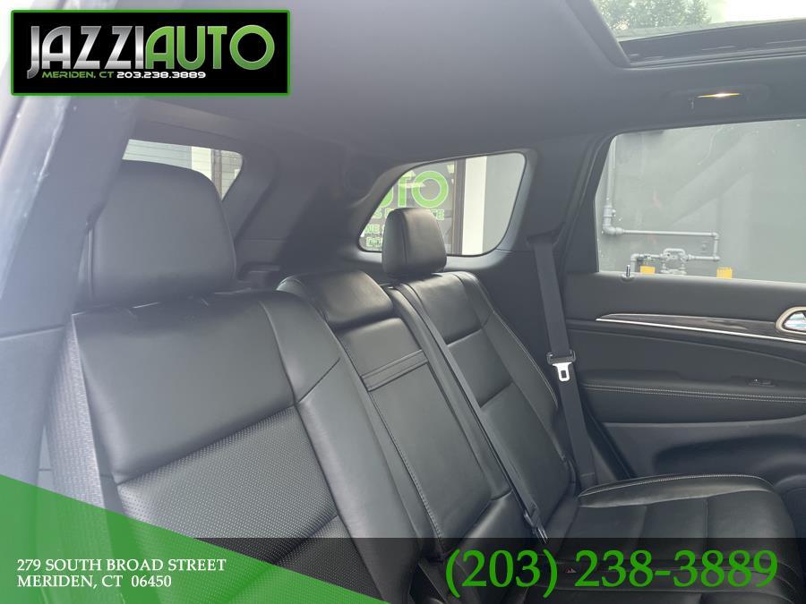 Used Jeep Grand Cherokee 4WD 4dr Overland 2014 | Jazzi Auto Sales LLC. Meriden, Connecticut