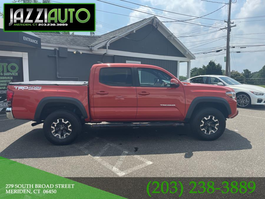 Used Toyota Tacoma TRD Off Road Double Cab 5'' Bed V6 4x4 AT (Natl) 2017   Jazzi Auto Sales LLC. Meriden, Connecticut