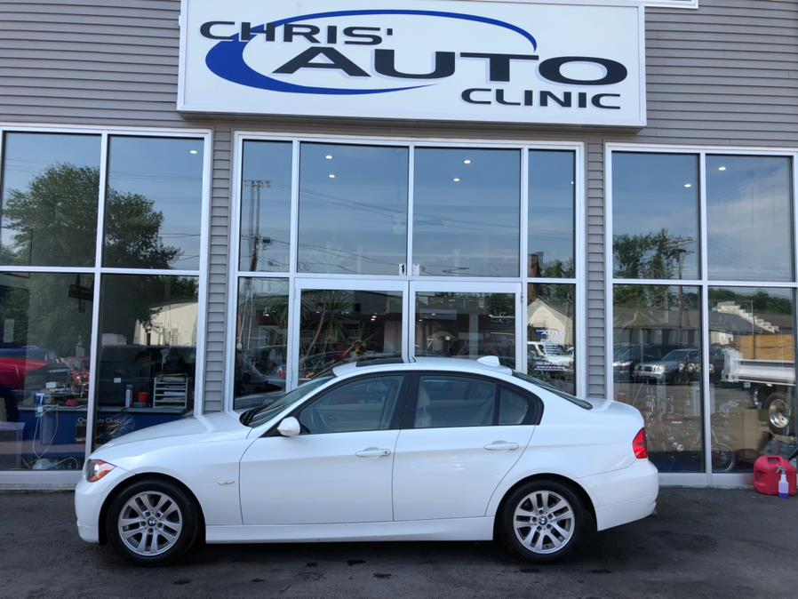Used BMW 3 Series 4dr Sdn 328xi AWD 2007   Chris's Auto Clinic. Plainville, Connecticut