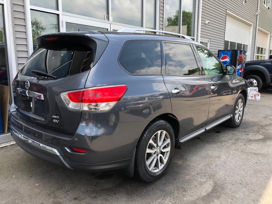 Used Nissan Pathfinder 4WD 4dr SV 2014 | Chris's Auto Clinic. Plainville, Connecticut