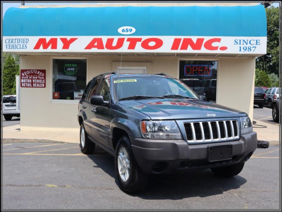 Used 2004 Jeep Grand Cherokee in Huntington Station, New York | My Auto Inc.. Huntington Station, New York