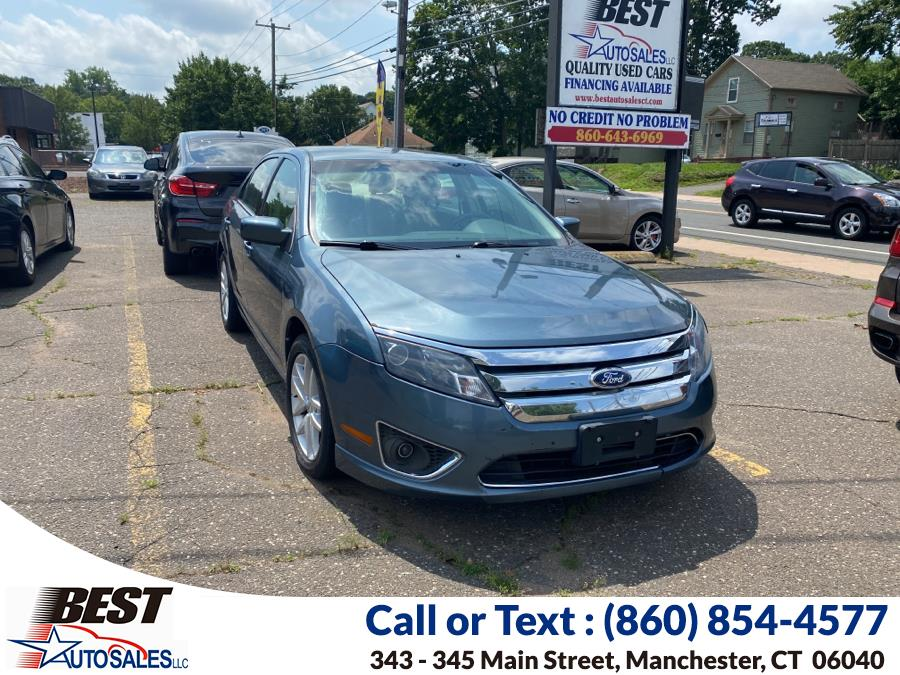 Used Ford Fusion 4dr Sdn SEL AWD 2012 | Best Auto Sales LLC. Manchester, Connecticut