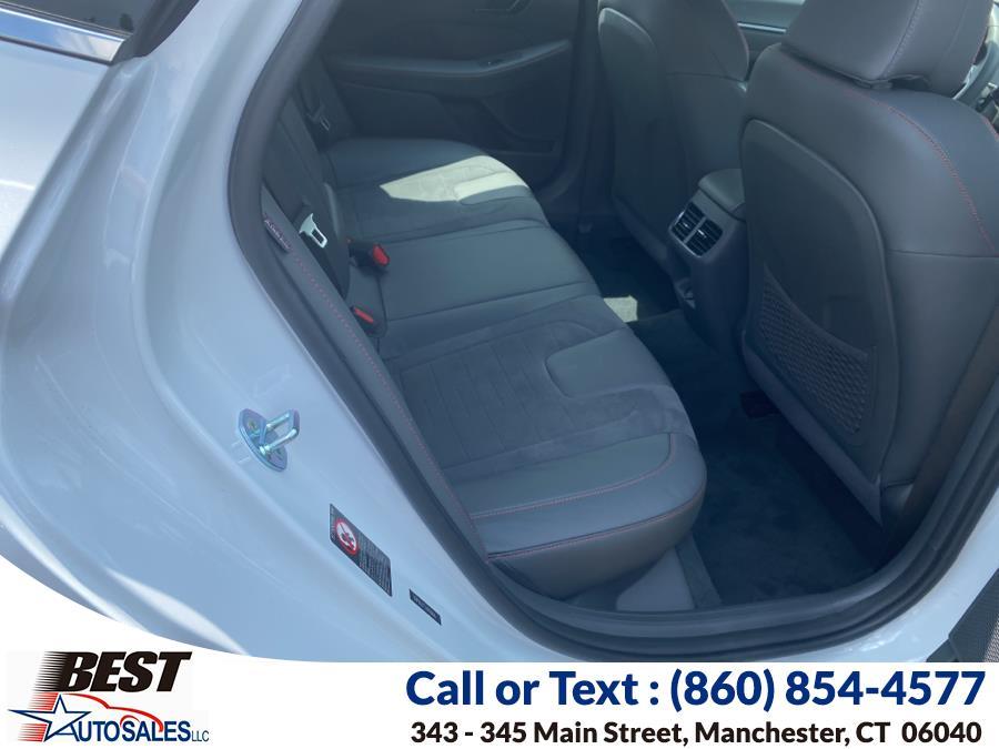 Used Hyundai Sonata N Line 2.5T 2021 | Best Auto Sales LLC. Manchester, Connecticut