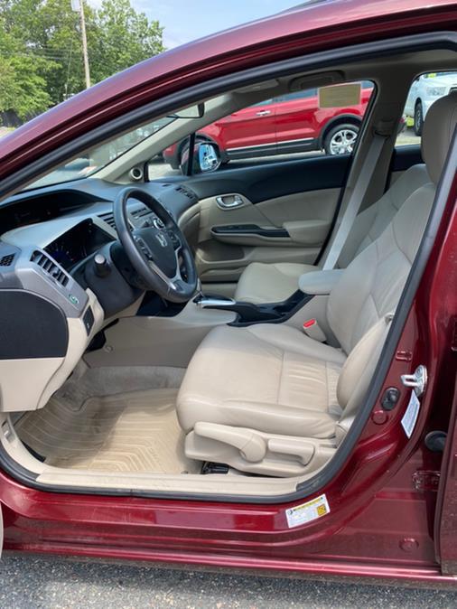 Used Honda Civic Sdn 4dr Auto EX-L 2012 | New Beginning Auto Service Inc . Ashland , Massachusetts