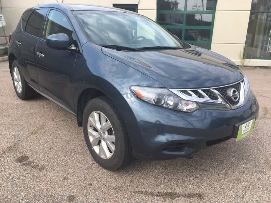 Used Nissan Murano AWD 4dr S 2014 | MACARA Vehicle Services, Inc. Norwich, Connecticut