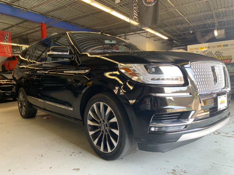 Used Lincoln Navigator L 4x4 Select 2018   MP Motors Inc. West Babylon , New York