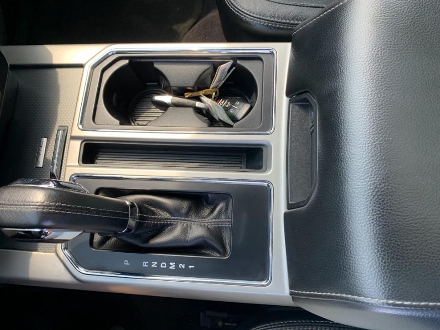 "Used Ford F-150 4WD SuperCrew 145"" Lariat 2015   MP Motors Inc. West Babylon , New York"