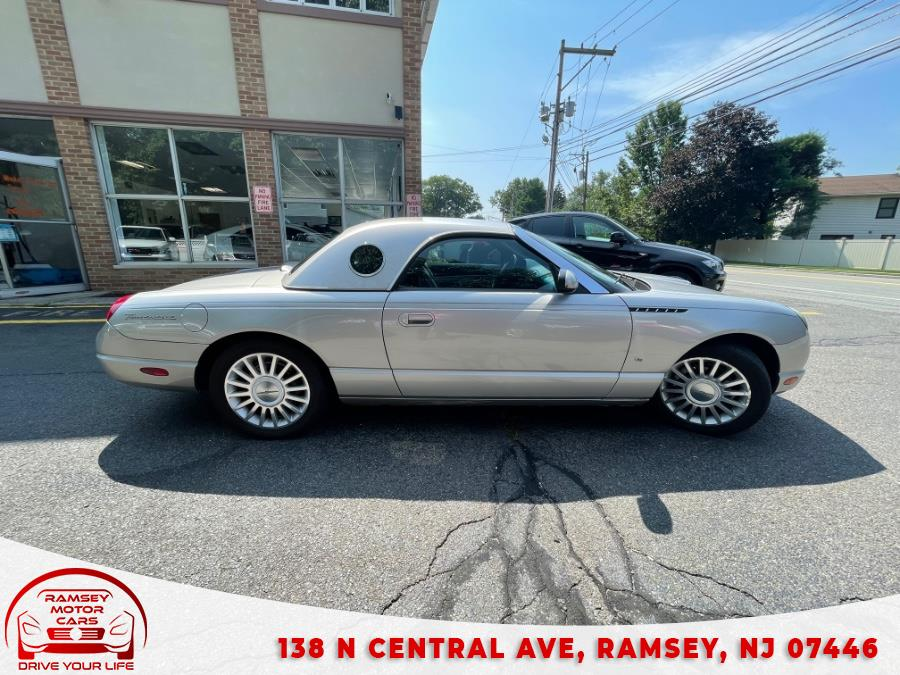 Used Ford Thunderbird 2dr Convertible Premium 2004 | Ramsey Motor Cars Inc. Ramsey, New Jersey