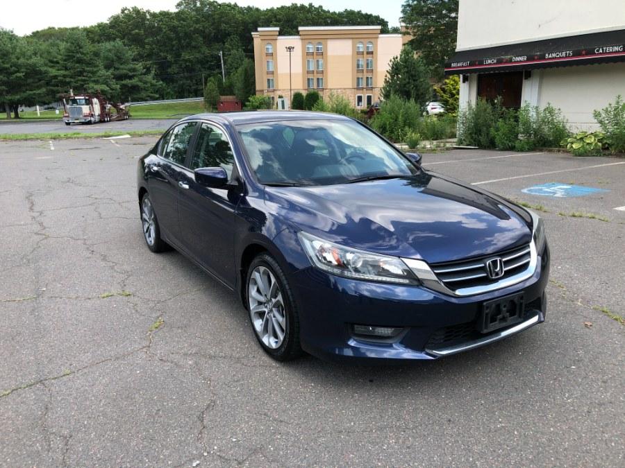 Used 2014 Honda Accord Sedan in Hartford , Connecticut | Ledyard Auto Sale LLC. Hartford , Connecticut