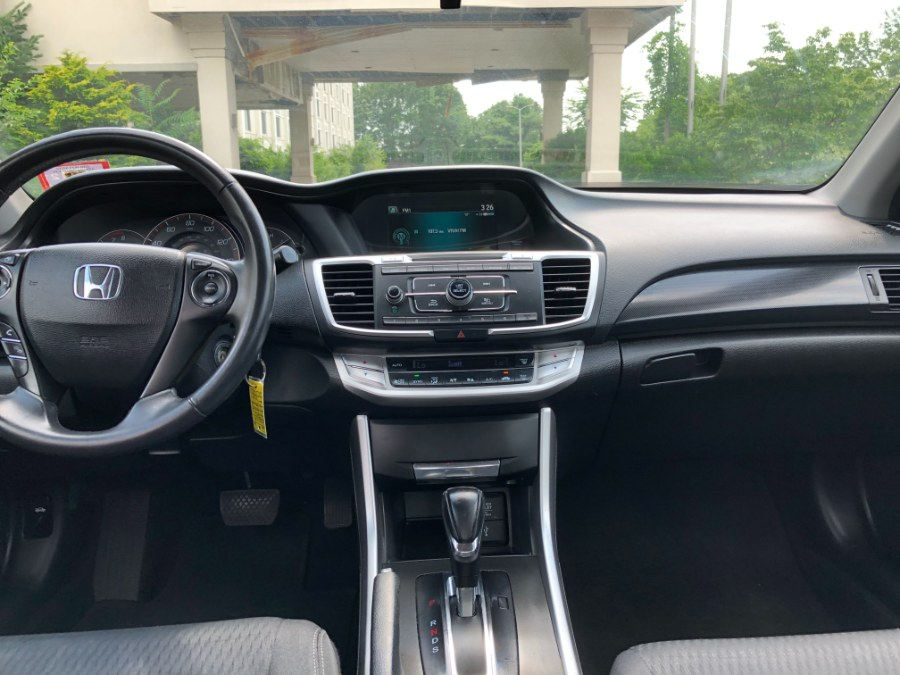 Used Honda Accord Sedan 4dr I4 CVT Sport PZEV 2014   Ledyard Auto Sale LLC. Hartford , Connecticut