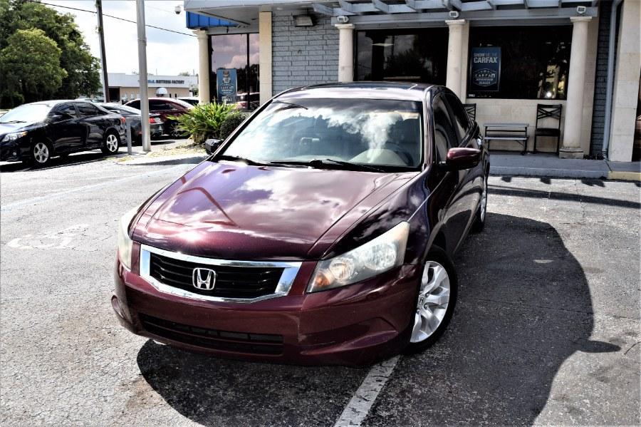 Used 2008 Honda Accord Sdn in Winter Park, Florida | Rahib Motors. Winter Park, Florida