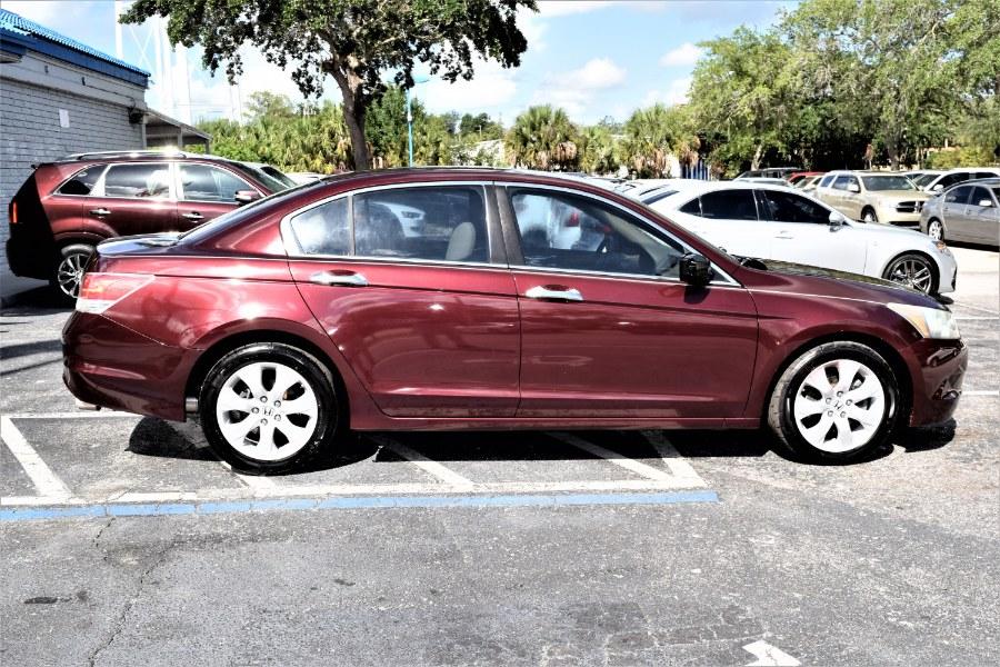 Used Honda Accord Sdn 4dr I4 Auto EX-L 2008 | Rahib Motors. Winter Park, Florida