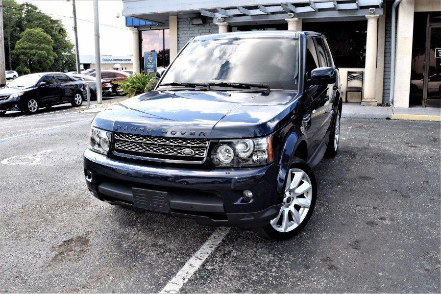 Used 2013 Land Rover Range Rover Sport in Winter Park, Florida   Rahib Motors. Winter Park, Florida