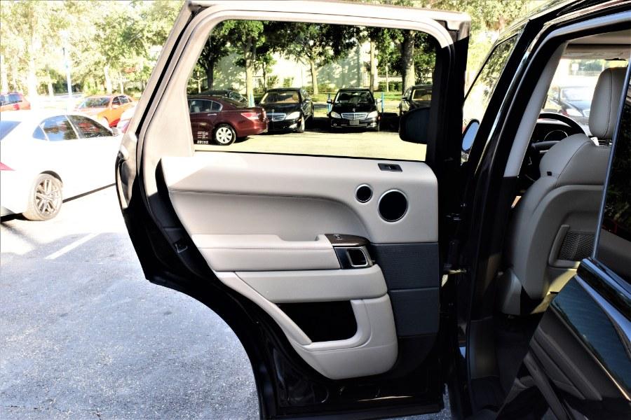 Used Land Rover Range Rover Sport 4WD 4dr V6 SE 2016   Rahib Motors. Winter Park, Florida