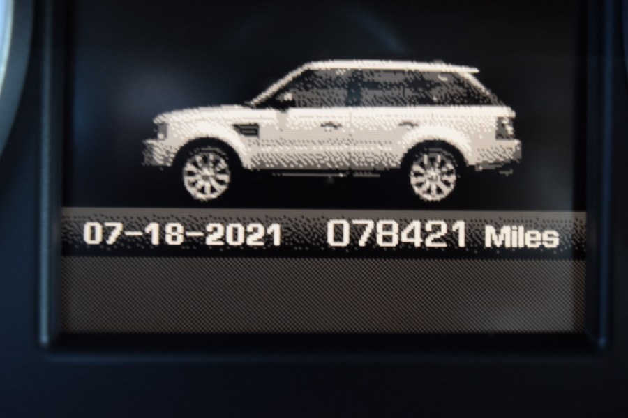 Used Land Rover Range Rover Sport 4WD 4dr HSE LUX 2011 | Rahib Motors. Winter Park, Florida