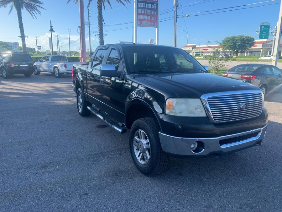 """Used Ford F-150 4WD SuperCrew 139"""" Lariat 2008   Central florida Auto Trader. Kissimmee, Florida"""