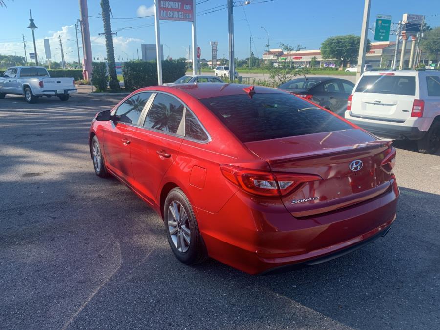 Used Hyundai Sonata 4dr Sdn 2.4L SE 2015 | Central florida Auto Trader. Kissimmee, Florida
