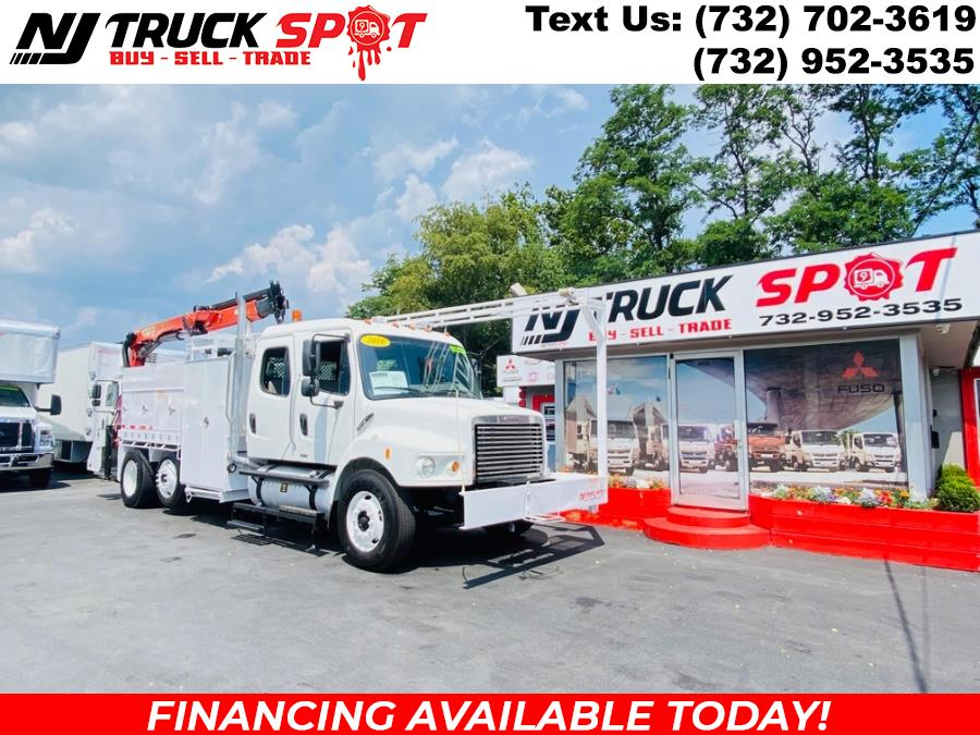 Used 2010 Freightliner M2 in South Amboy, New Jersey | NJ Truck Spot. South Amboy, New Jersey