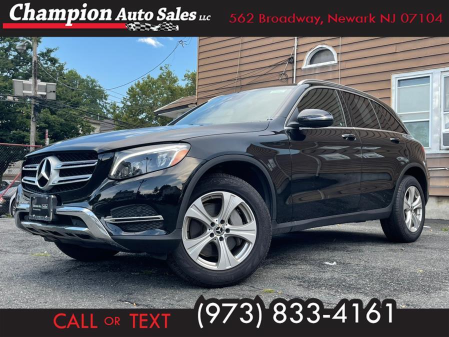 Used Mercedes-Benz GLC GLC 300 4MATIC SUV 2018   Champion Used Auto Sales 2. Newark , New Jersey