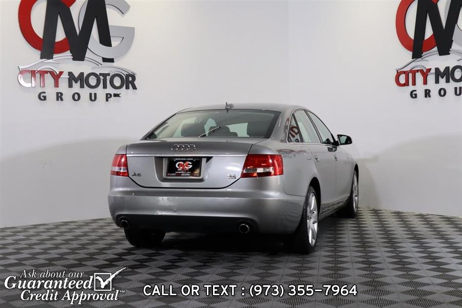 Used Audi A6 3.2 2006   City Motor Group Inc.. Haskell, New Jersey