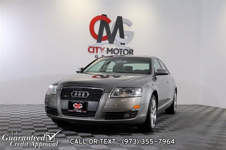 2006 Audi A6 3.2, available for sale in Haskell, NJ