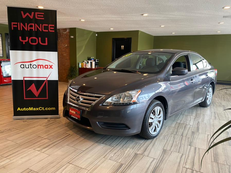 Used 2013 Nissan Sentra in West Hartford, Connecticut | AutoMax. West Hartford, Connecticut