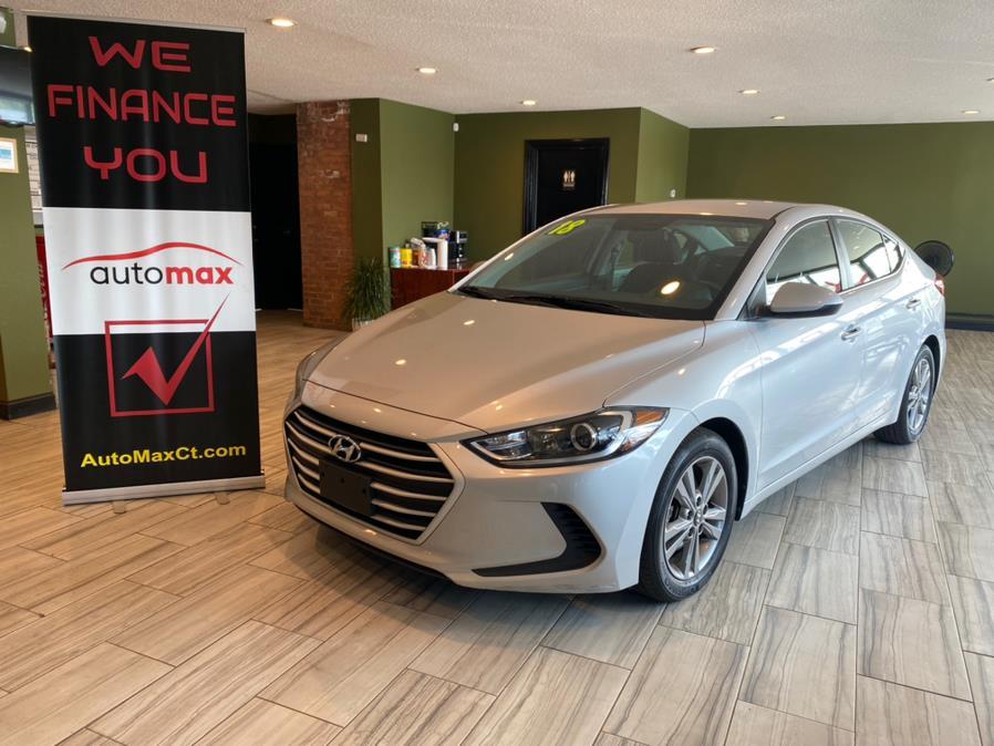 Used 2018 Hyundai Elantra in West Hartford, Connecticut | AutoMax. West Hartford, Connecticut