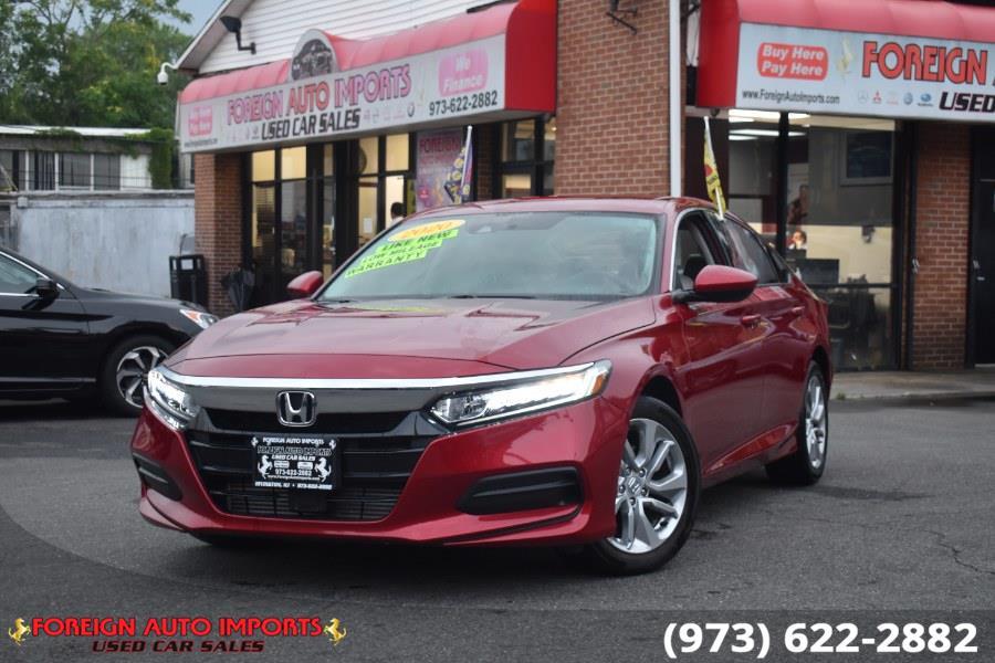 Used 2020 Honda Accord Sedan in Irvington, New Jersey | Foreign Auto Imports. Irvington, New Jersey
