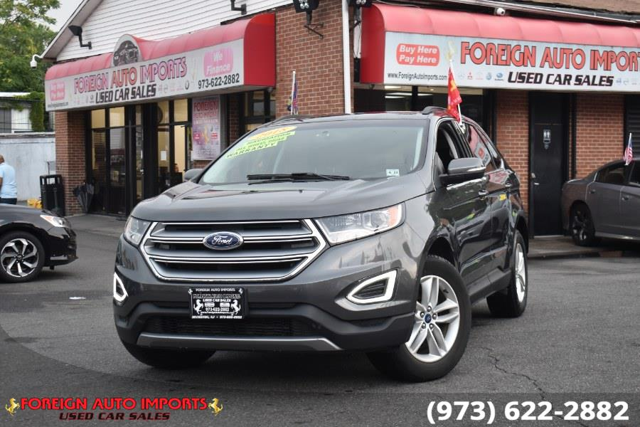 Used 2018 Ford Edge in Irvington, New Jersey | Foreign Auto Imports. Irvington, New Jersey
