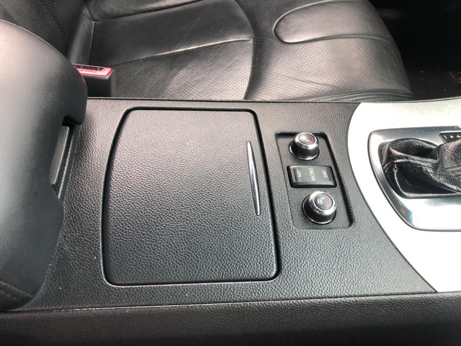 Used Infiniti G37 Sedan 4dr x AWD 2009 | Mecca Auto LLC. Hartford, Connecticut