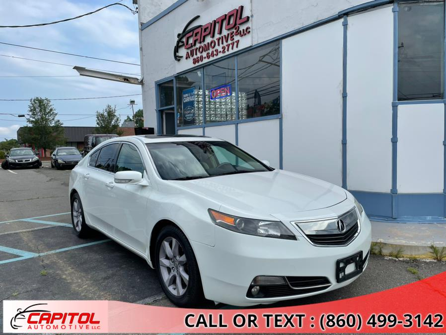 Used 2014 Acura TL in Manchester, Connecticut | Capitol Automotive 2 LLC. Manchester, Connecticut