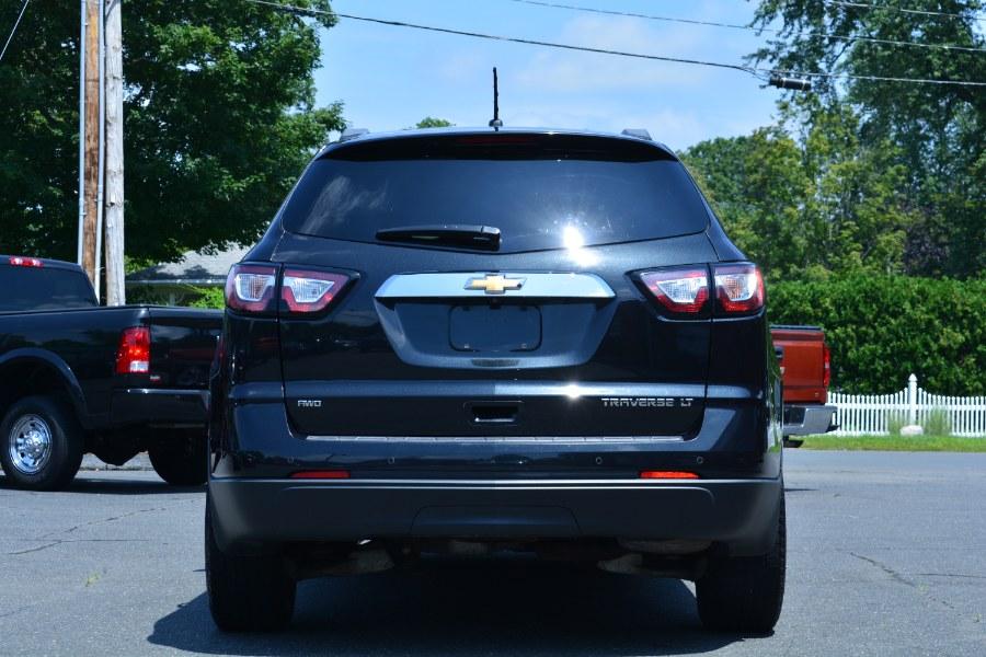 Used Chevrolet Traverse AWD 4dr LT w/1LT 2013 | Longmeadow Motor Cars. ENFIELD, Connecticut