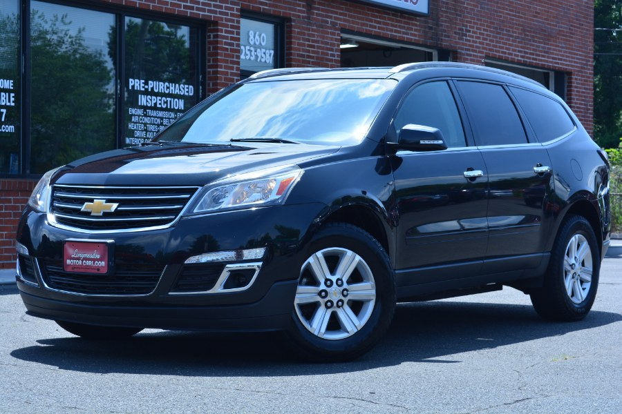 Used 2013 Chevrolet Traverse in ENFIELD, Connecticut | Longmeadow Motor Cars. ENFIELD, Connecticut