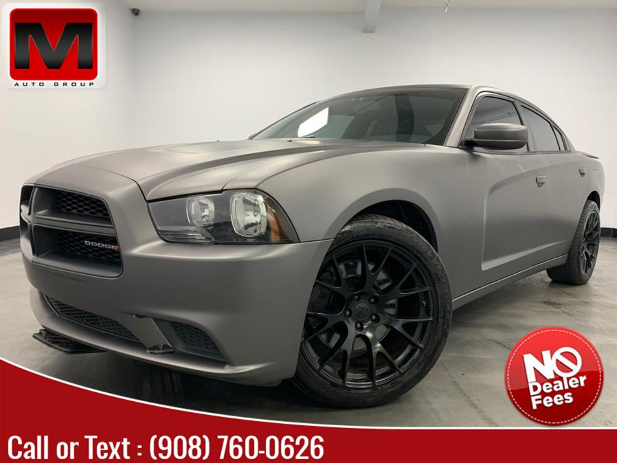 Used Dodge Charger 4dr Sdn Police AWD 2014   M Auto Group. Elizabeth, New Jersey