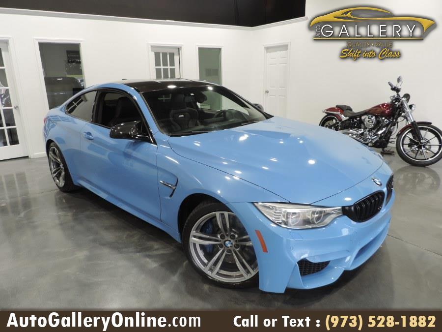 Used 2015 BMW M4 in Lodi, New Jersey | Auto Gallery. Lodi, New Jersey
